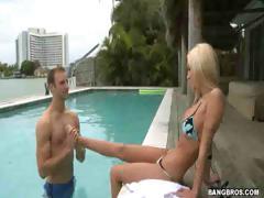 Amy Reid Pole And Pool Date