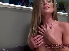Blonde Teen Meet Madden Topless