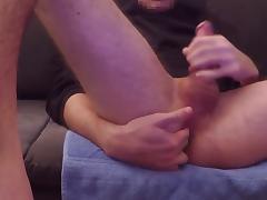 SUPER EXPLOSIVE CUMSHOT AND ANAL ORGASM BOTTLE FUCK