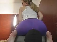 Purple farts