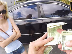 Lilli Dixon in Public Sex For Cash