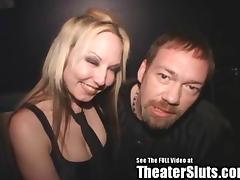 Wild Goth Bitch Hard Core Theater Group Fuck