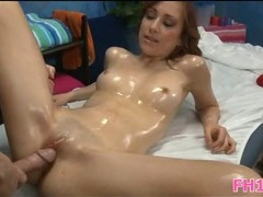 Cute sexy 18 year old gets fucked hard