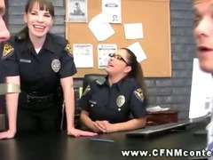 Box slut goes from sucking to fucking all the dicks