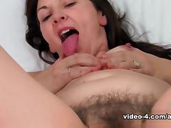 Francesca in Amateur Movie - AtkHairy