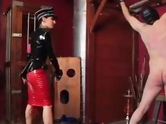 Prisoner of sadism - part 2. Fear the whip