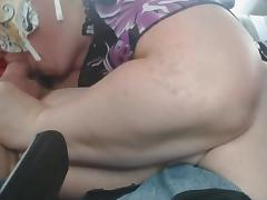 Hwy Backseat BJ and Swallow Part 7 of 7