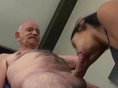 She Wants Grandpas Big Dick