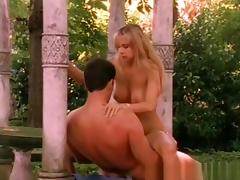 Fabulous pornstar Julia Ann in amazing outdoor, blonde xxx movie