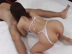 duo asians erotica anal and making blow