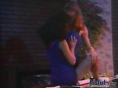 Aliscia ass got drilled