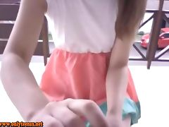 Teen on web cam