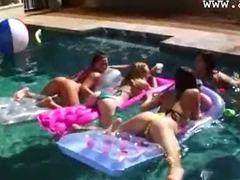 Perfect group anus sex outdoors