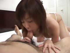 duo asians loving anal and making blow