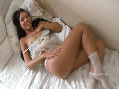 Russian woman seeking for an orgasm