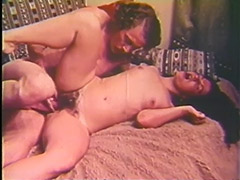Fresh Blowjob by Cute Teen Girl 1970