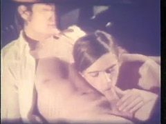 Car Fuck is a Sweetest Sex Ever 1960