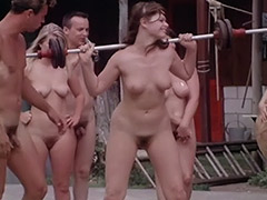 Naked People at the Picnic 1960