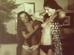 Two Pretty Lesbians get Dressed 1960