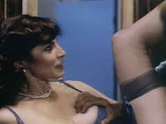 Hot MILF Kay and Her New Lover 1970