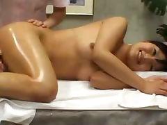 Spycam wife forced massage orgasm