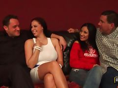Frankie Vixen and Gianna Michaels Make Everyone Happy