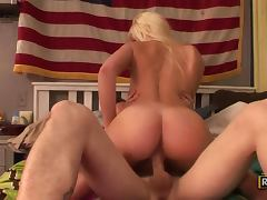 Butt Pounding With The Incredibly Cute Blonde Shay Golden