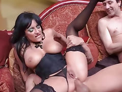 Anissa Kate big cock double penetration