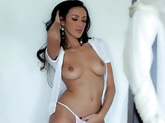 Breanne Benson sizzling hot erotic fuck