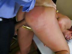 Kelly Divine Big tits boss