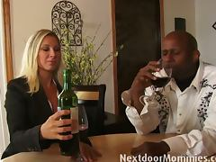 Wine turns into mine