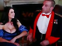 Louise Jenson the fair lady getting fucked by hussar