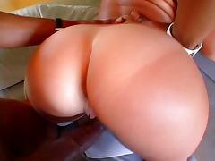 Velicity Von Big White Butt Lingerie Show