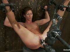 Isis Love and Madison Young Toyed and Dominated in BDSM Vid