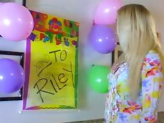 Her Birthday Present