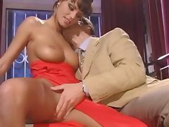 Anita Blond - Clip Little Red Dress Revisted