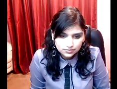 another webcam girl.