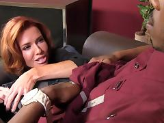 Adorable Veronica Avluv Goes Hardcore With A Black Guy