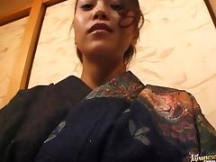 Kanako Fujimori Hot Asian model