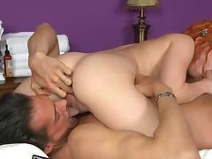 Dani Jensen is getting dick of Nick Manning