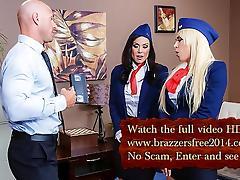 Tittyfuck Airways - Kagney Linn Karter