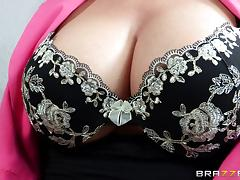 Incredible sex with the busty babe Diamond Foxxx